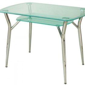 На заказ Стеклянный стол «Неаполь»