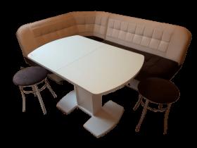 Кухонный уголок со столом «Лаура»