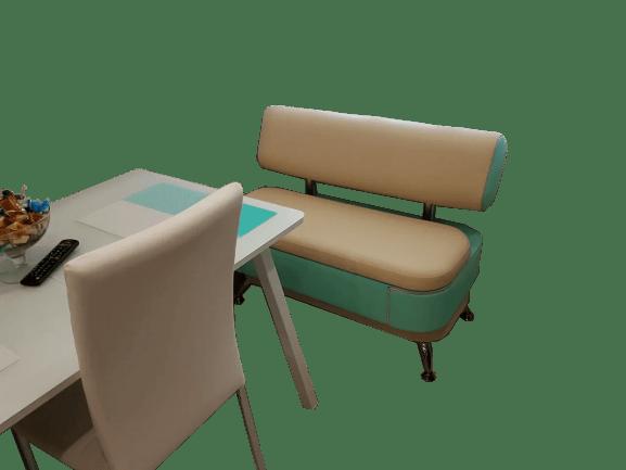 Кухонный уголок со столом «Альгида»