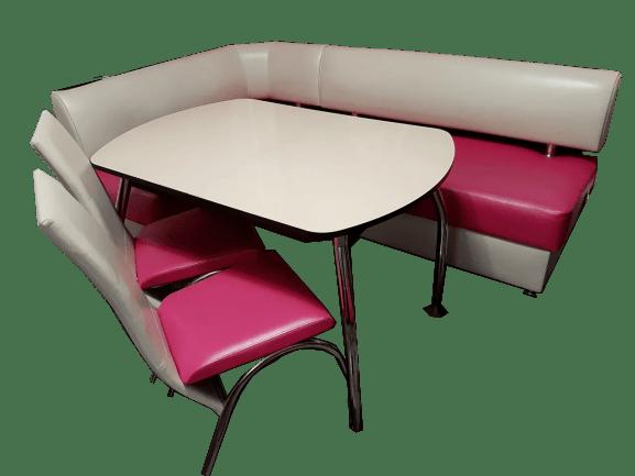 Кухонный уголок со столом «Вероника-1»