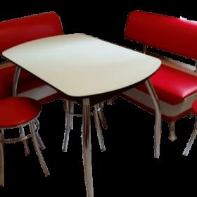 Кухонный уголок со столом «Лира-1»
