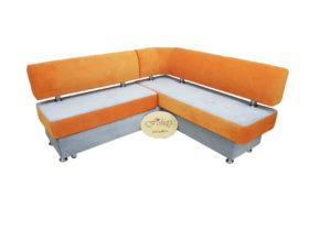 Кухонный уголок со спальным местом «Вероника-1» ткань velvet
