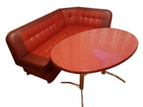 Кухонный уголок со столом «Лаура» антикоготь купить со столом милан
