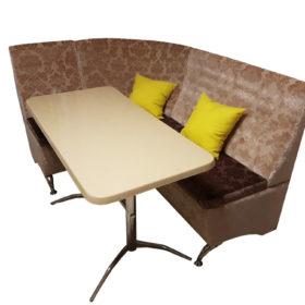 Кухонный уголок со столом «Луис» купить