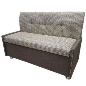 Кухонный диван «Вероника-3» в рогожке