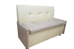 Кухонный диван «Вероника-3» в ткани dugal
