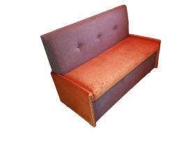 Кухонный диван «Вероника-3» в ткани mercury и soft