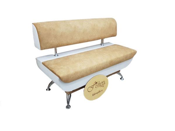 Кухонный диван «Лира» в ткани velvet