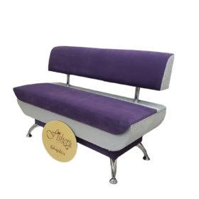 Кухонный диван «Лира» во флоке remix