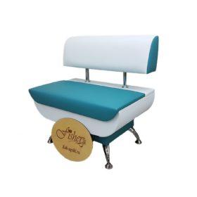 Кухонный диван «Лира» в экокоже spirit