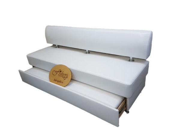 Кухонный диван со спальным местом «Вероника-1» экокожа dila