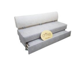 Кухонный диван со спальным местом «Вероника-1» экокоже boston