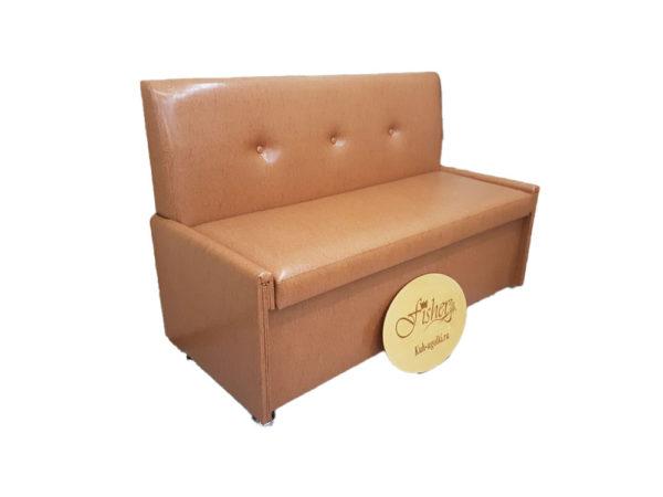 Кухонный диван «Вероника-3» экокоже rustik