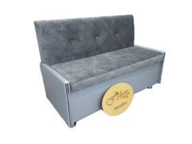 Кухонный диван «Вероника-3» в ткани lambre